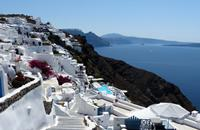 Olympic Villas***  in Oia