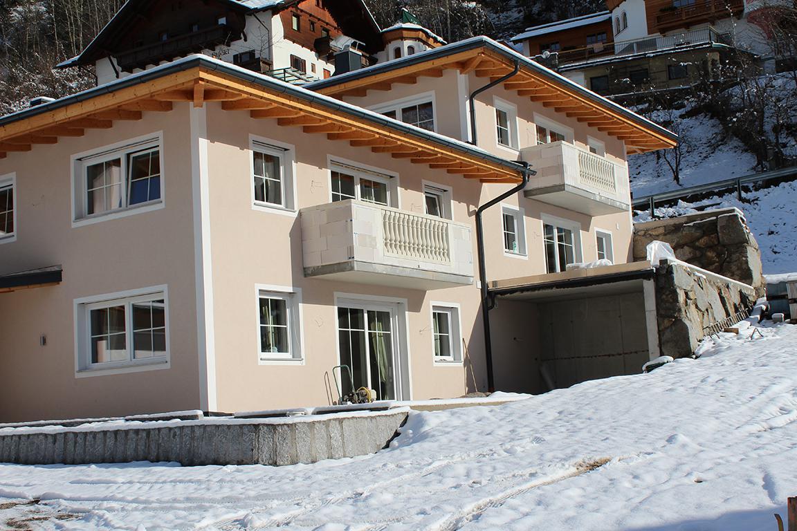 Appartementen Chalet A...