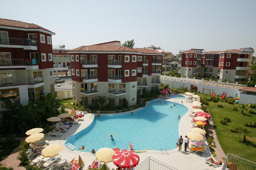 Appartementen Hanay Suite
