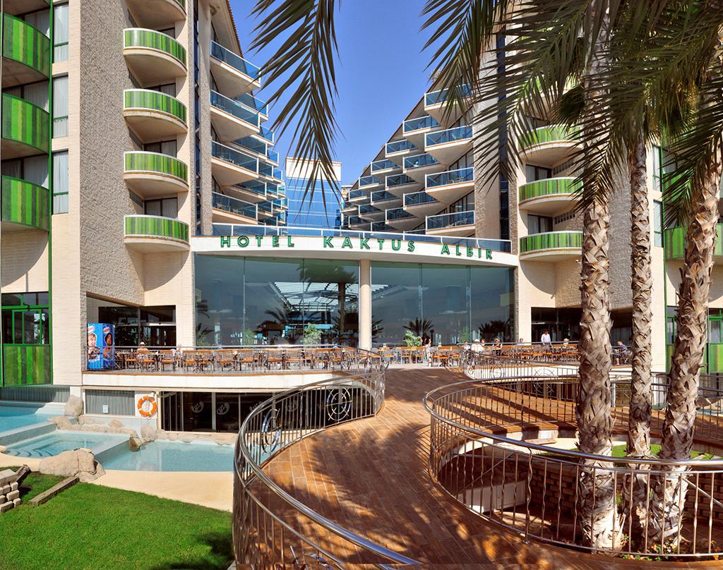 Online bestellen: Hotel Kaktus Albir