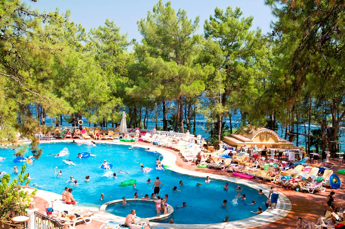Hotel Grand Yazici Club Marmaris Palace