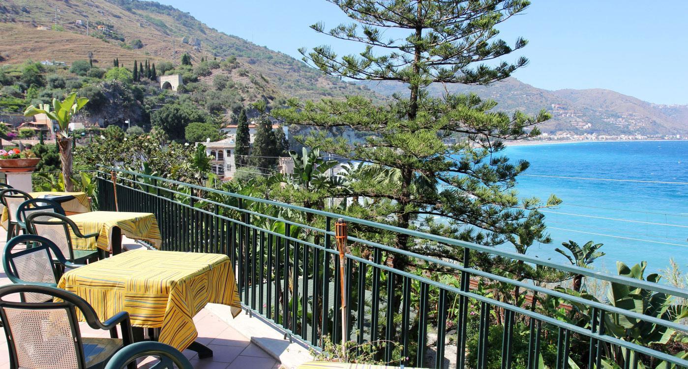 Vakantie Hotel Baia delle Sirene in Taormina (Sicilië, Italië)