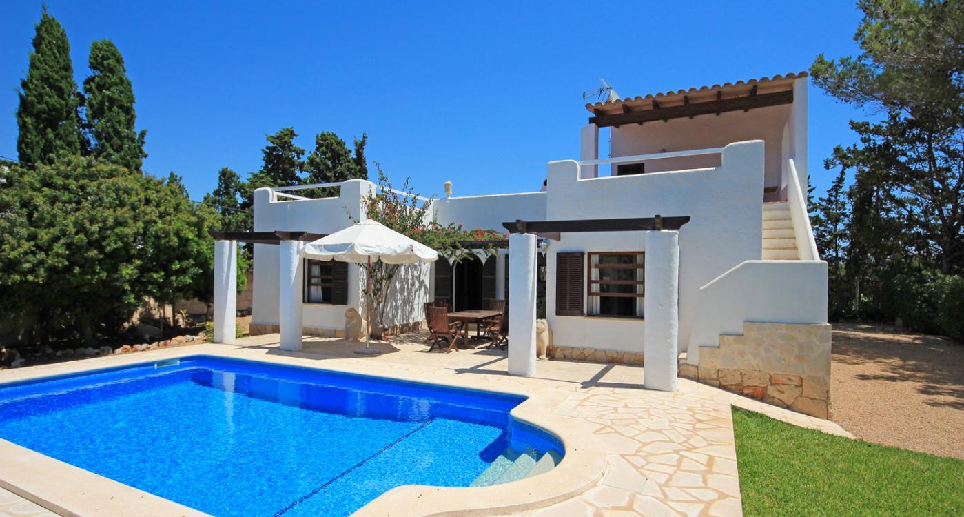 Villa Can Blai - inclusief huurauto