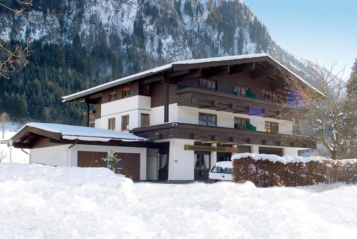 Appartement Kaprun - Appartementhaus Muhle