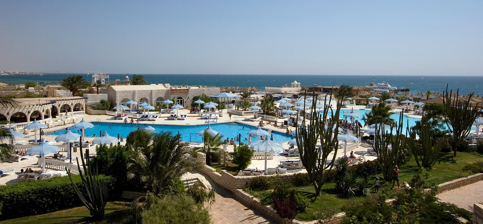 Meer info over Hotel Aladdin Beach Resort  bij Sunweb zomer