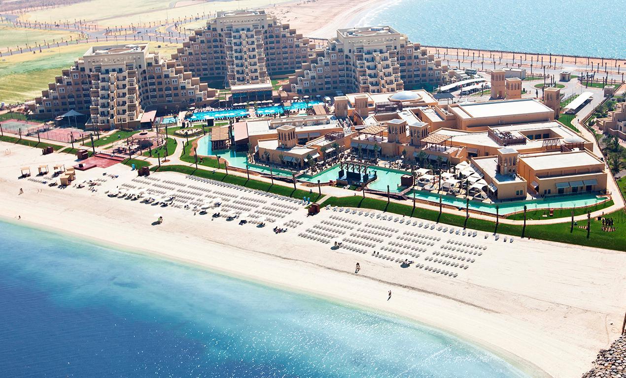 Hotel Rixos Bab Al Bahr (Marjan Island)