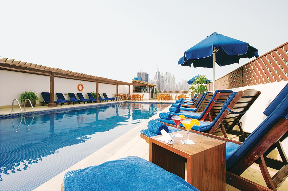 Hotel City Max Hotel Bur Dubai