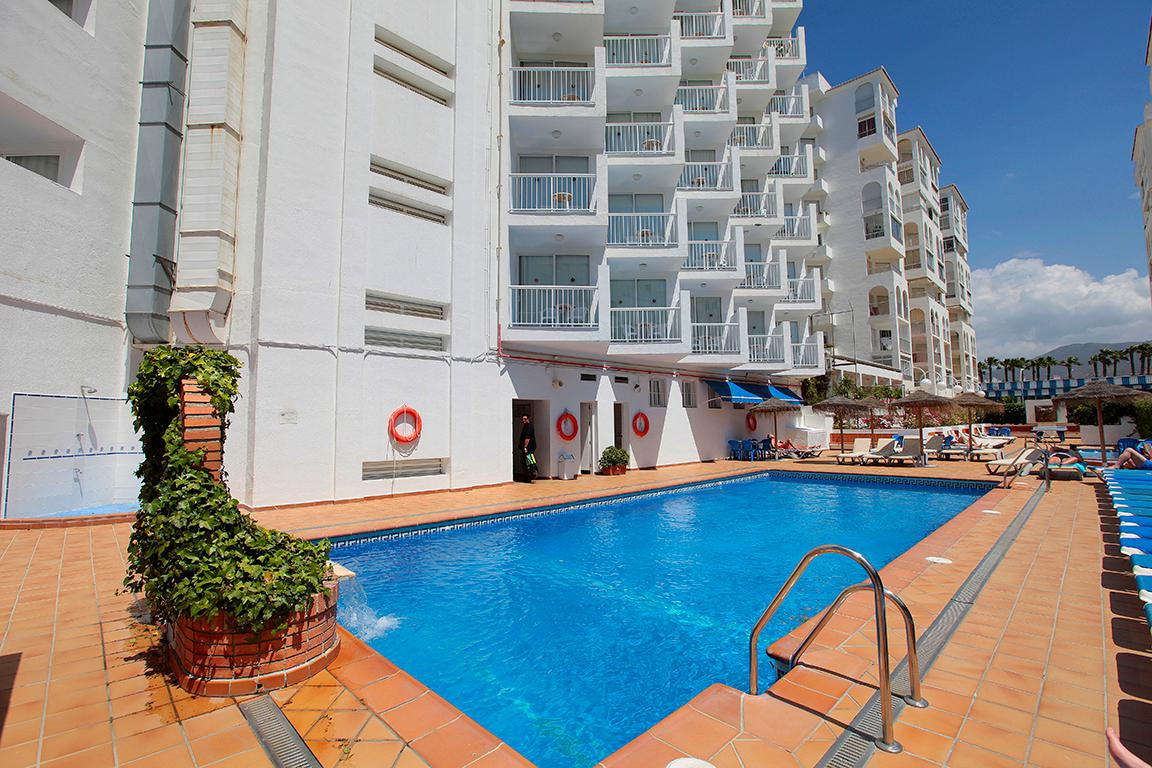 Vakantie Hotel Helios Costa Tropical in Almuñecar (Andalusië, Spanje)