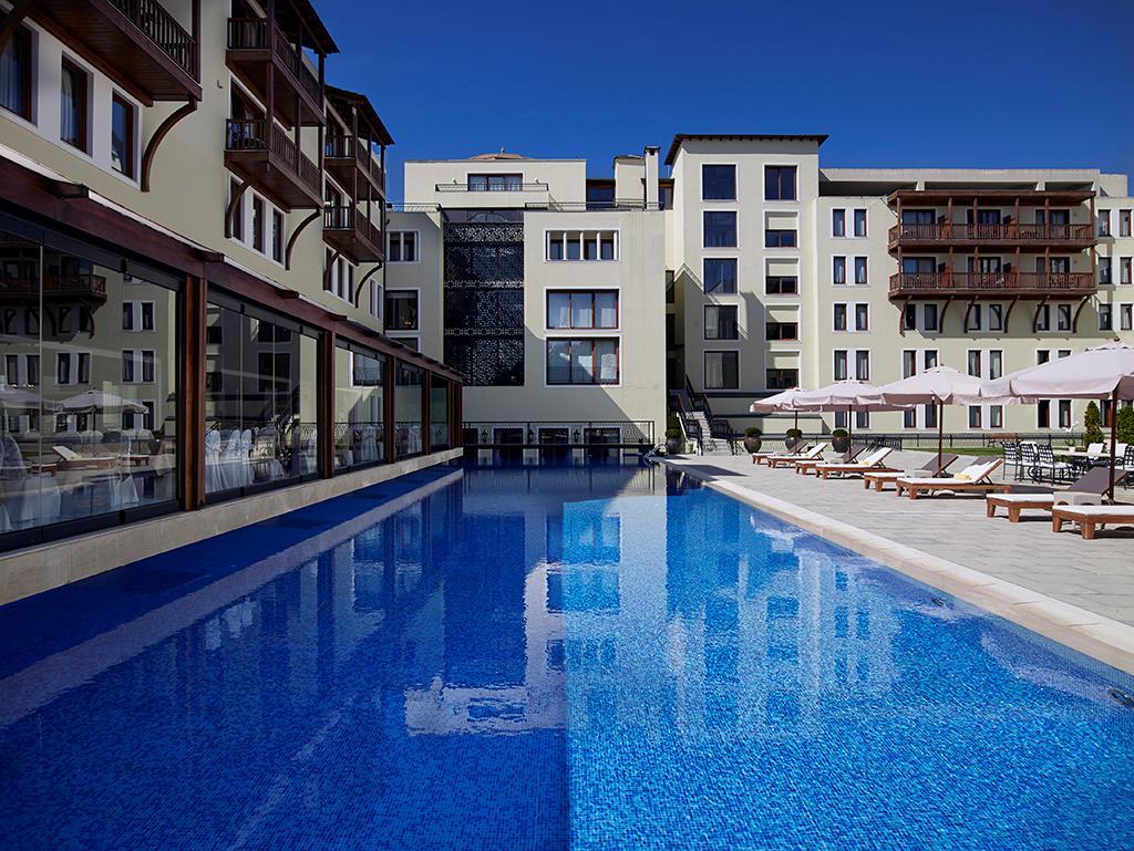 Hotel Grand Serai - inclusief huurauto - Ioannina