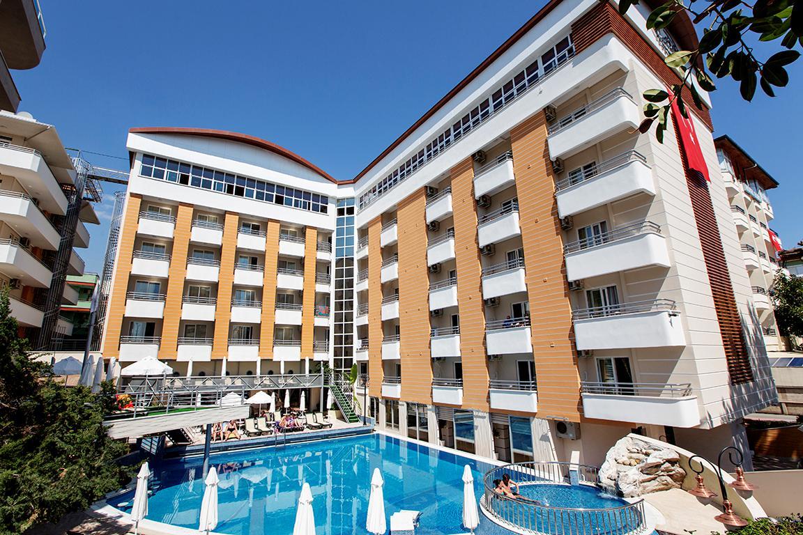 Online bestellen: Hotel Alaiye Kleopatra - winterzon
