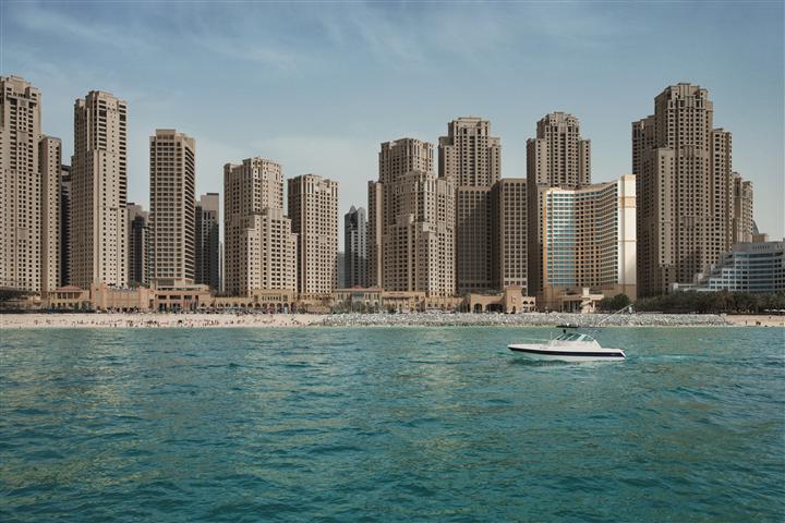 Hotel JA Ocean View - Jumeirah Beach