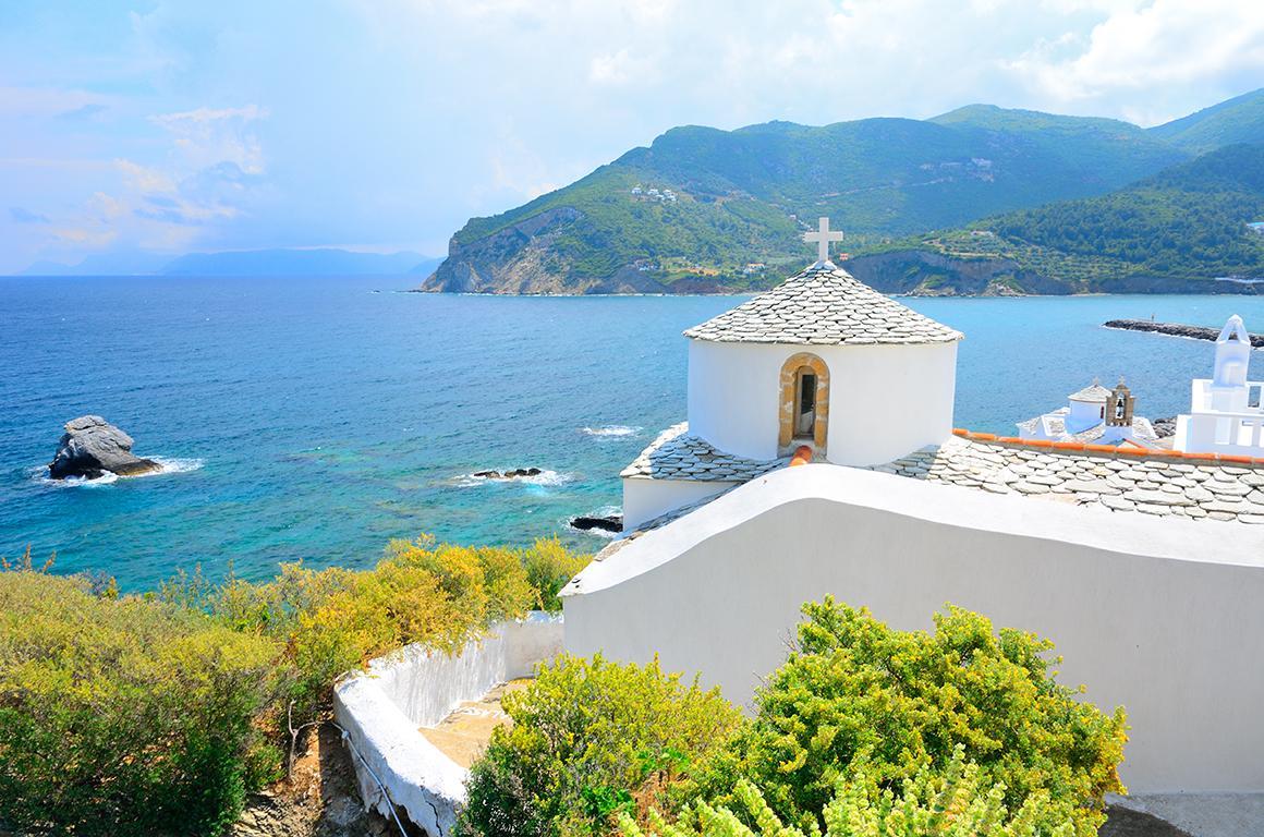 8 dagen Skopelos Skiathos