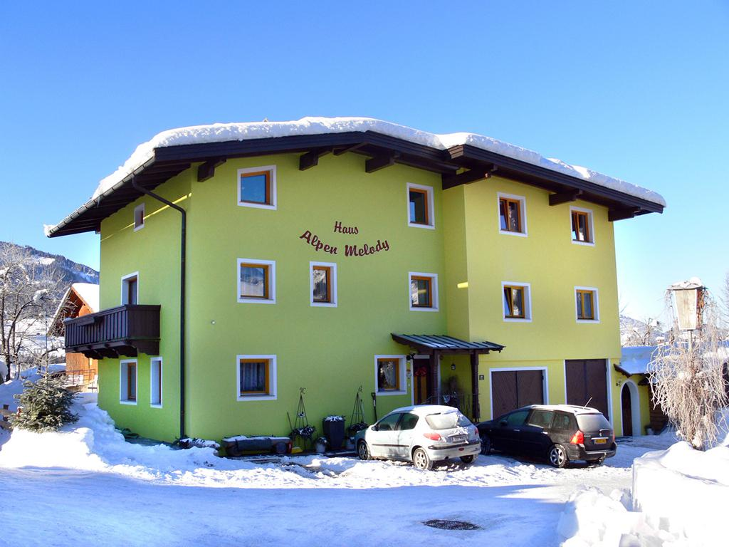 Appartement Westendorf - Haus Alpen Melody