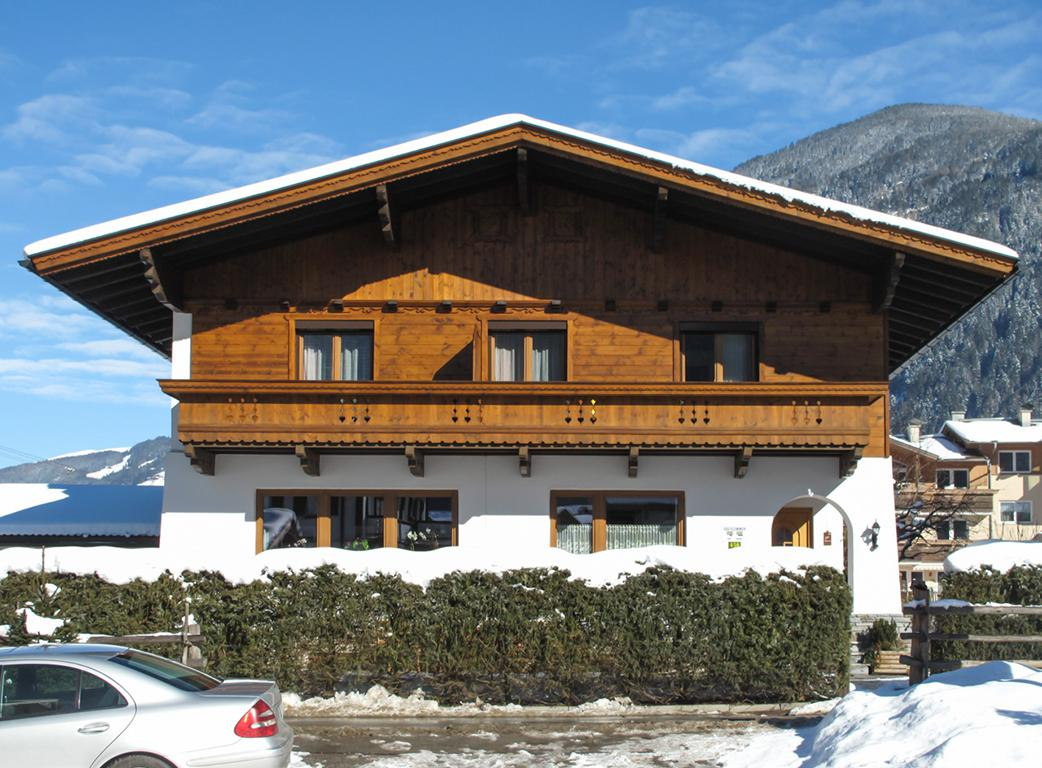 Pension Mayrhofen - Pension Brigitte Geisler