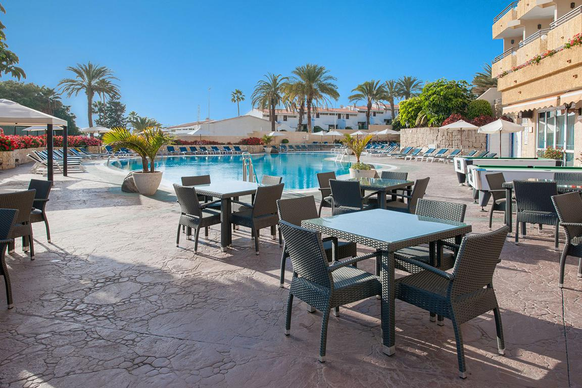 Hotel Olé Tropical Tenerife - halfpension