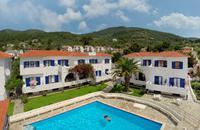 Sunrise Village****  in Skopelos stad