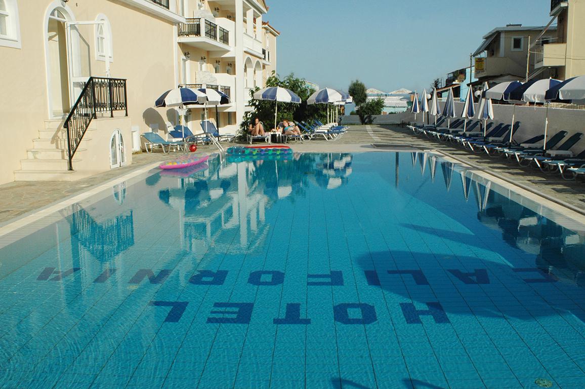 Hotel California Beach