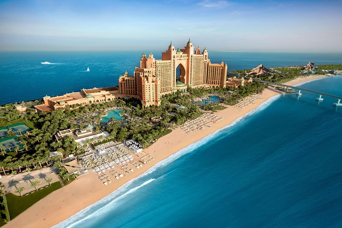 Hotel Atlantis The Palm - halfpension