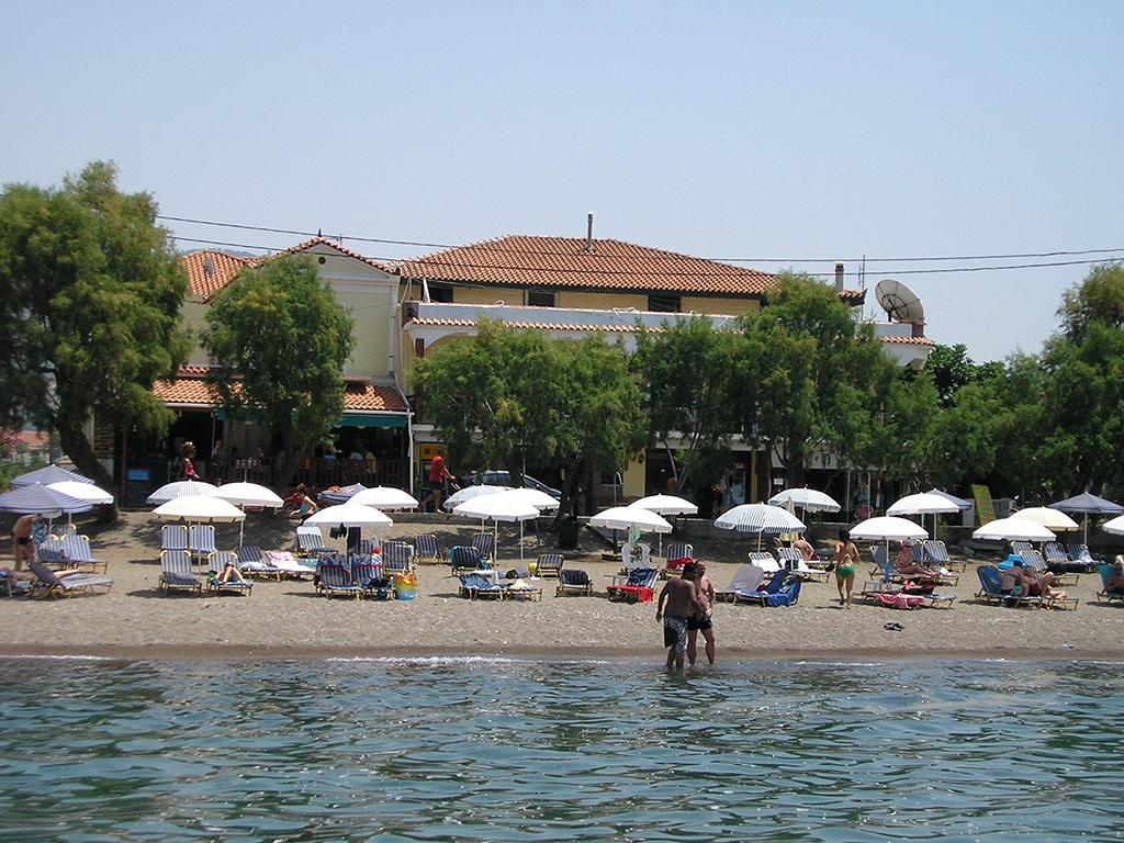 Hotel Ilion aanbieding Sunweb
