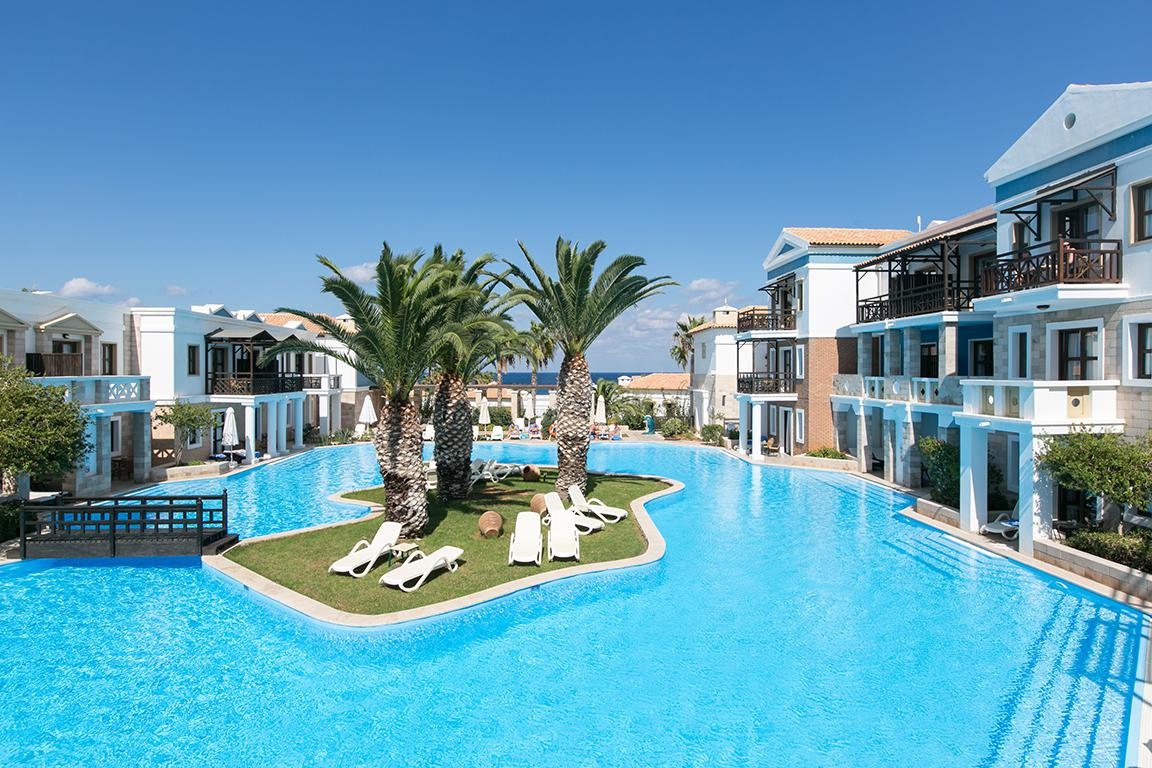 Hotel Aldemar Royal Mare - Halfpension