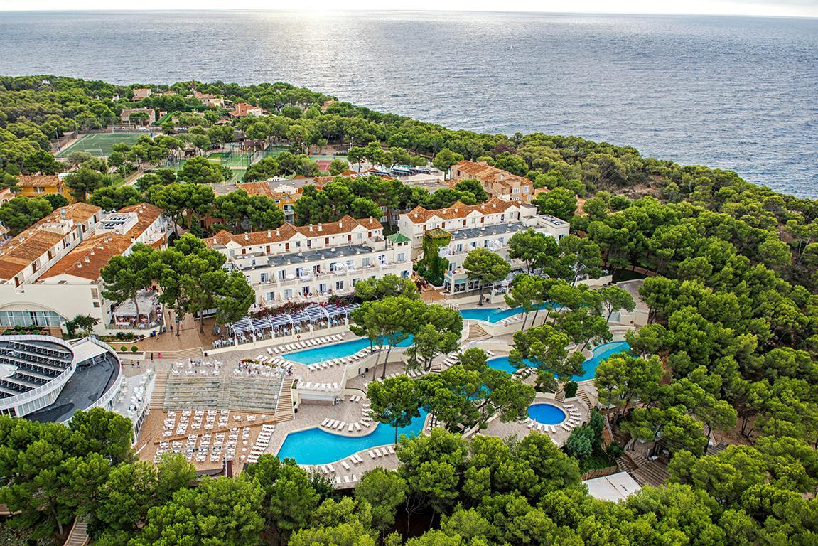 Vakantie Hotel Iberostar Club Cala Barca in Porto petro (Mallorca, Spanje)