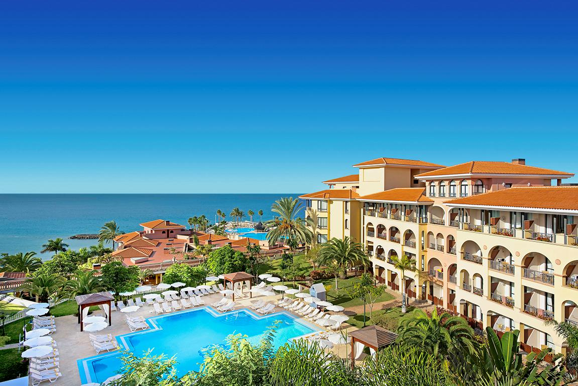 Vakantie Hotel Iberostar Anthelia in Costa Adeje (Tenerife, Spanje)