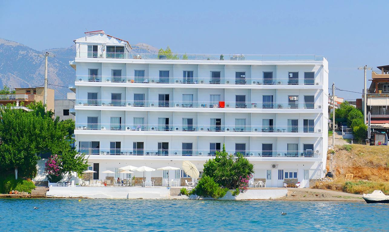 Porto Evia Boutique Hotel - Amarynthos (omgeving Erietra)