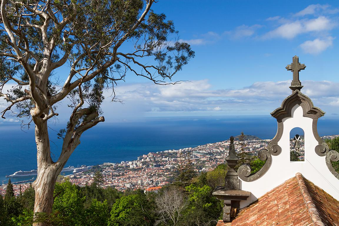 Fly & Drive Madeira - Valley & Coastal Drive - inclusief huurauto