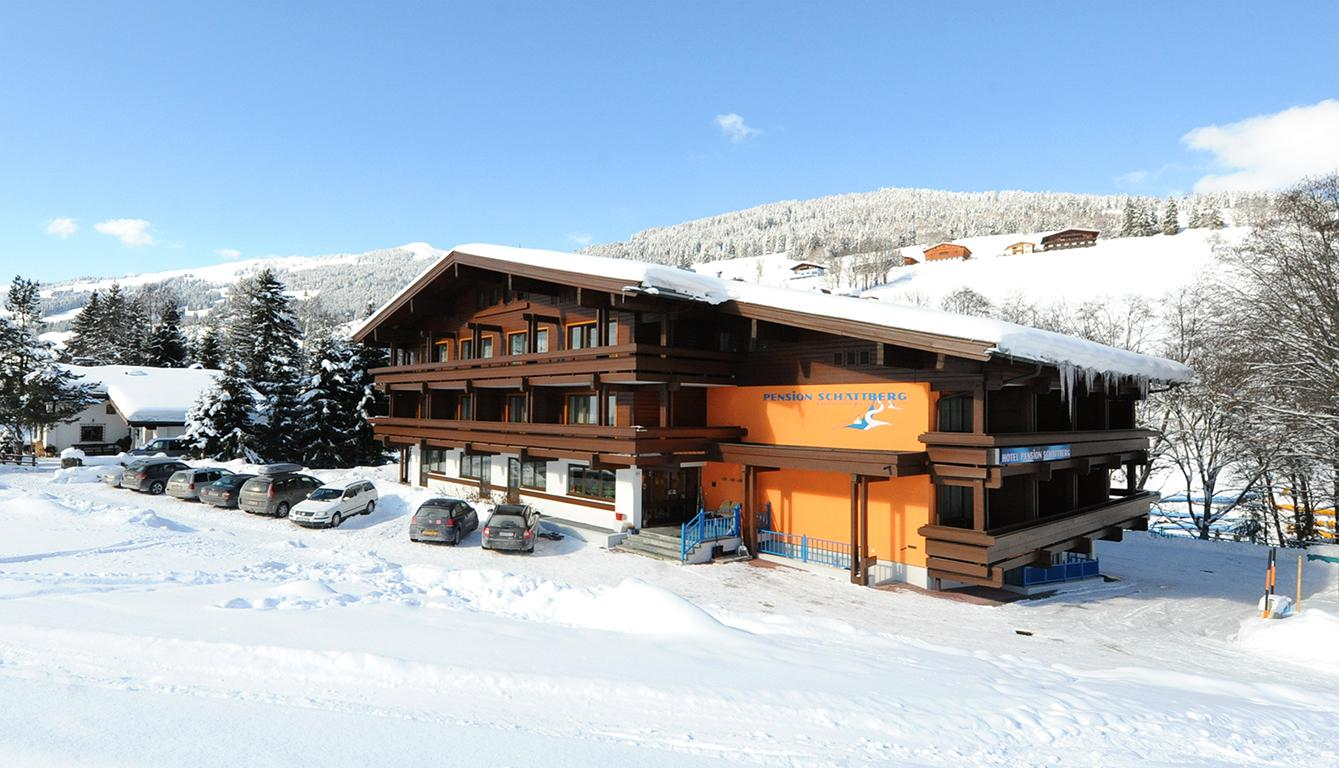 Pension Saalbach Hinterglemm - Pension Schattberg