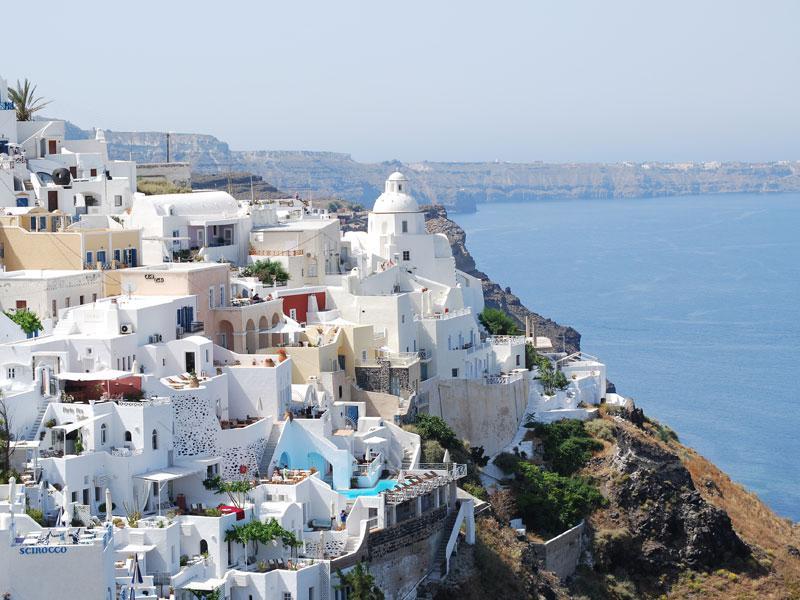 Image of 22 dgn Santorini-Mykonos-Naxos-Paros (2* hotels)