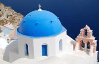 8 dgn Santorini-Naxos (2* hotels)