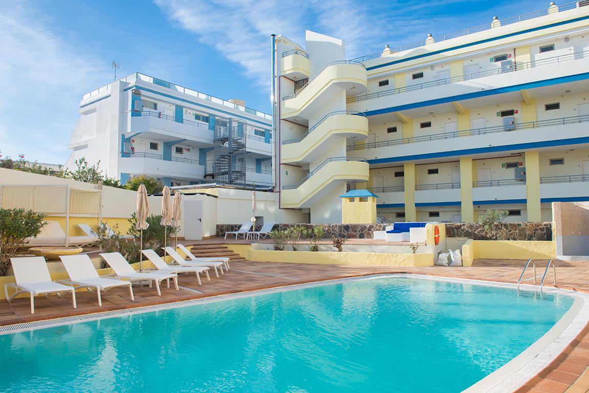 Vakantie Appartementen Dolores in Playa del Inglés (Gran Canaria, Spanje)