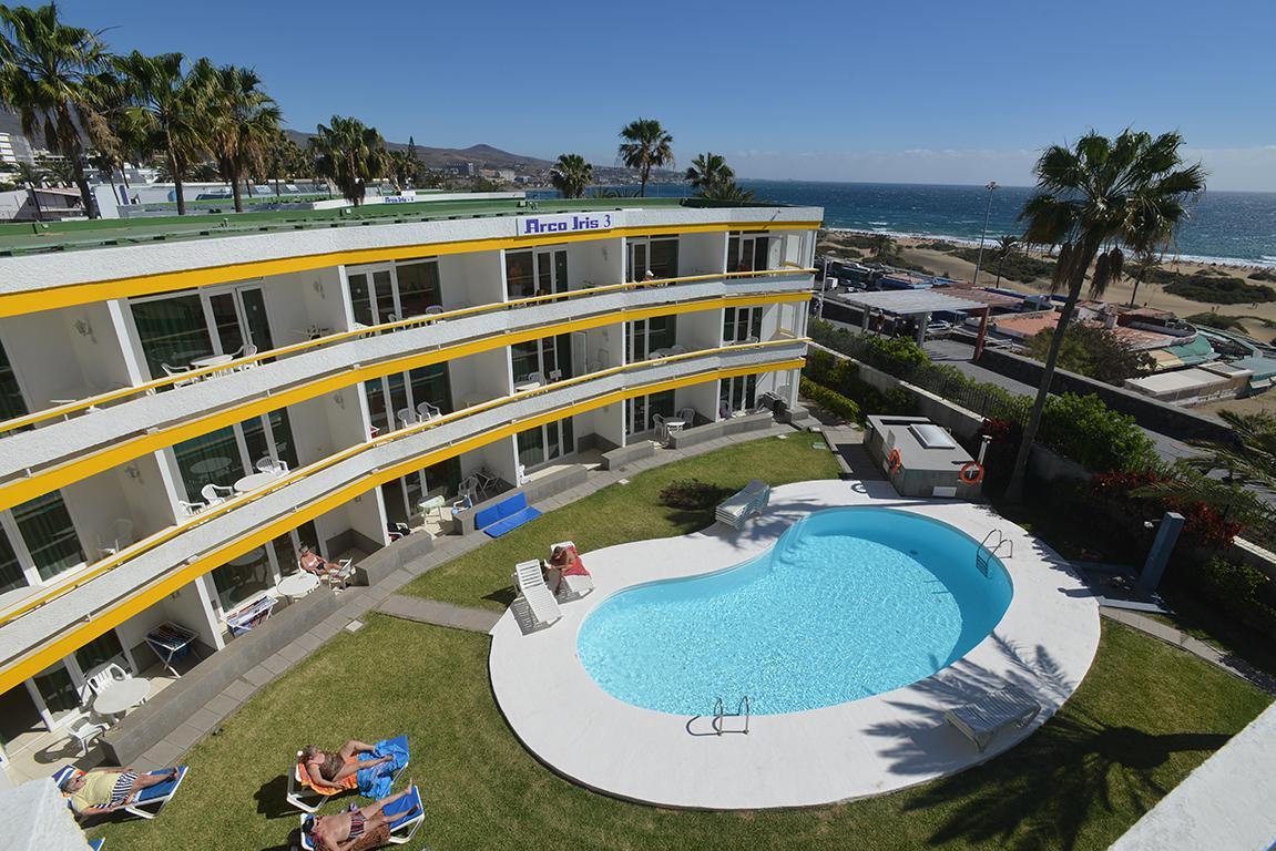 Vakantie Appartementen Arco Iris in Playa del Inglés (Gran Canaria, Spanje)
