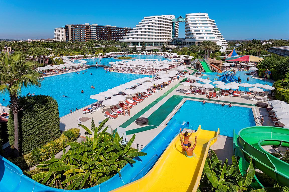 Turkije - Hotel Miracle Resort