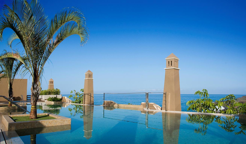 Hotel Playa Calera - inclusief huurauto - Valle Gran Rey
