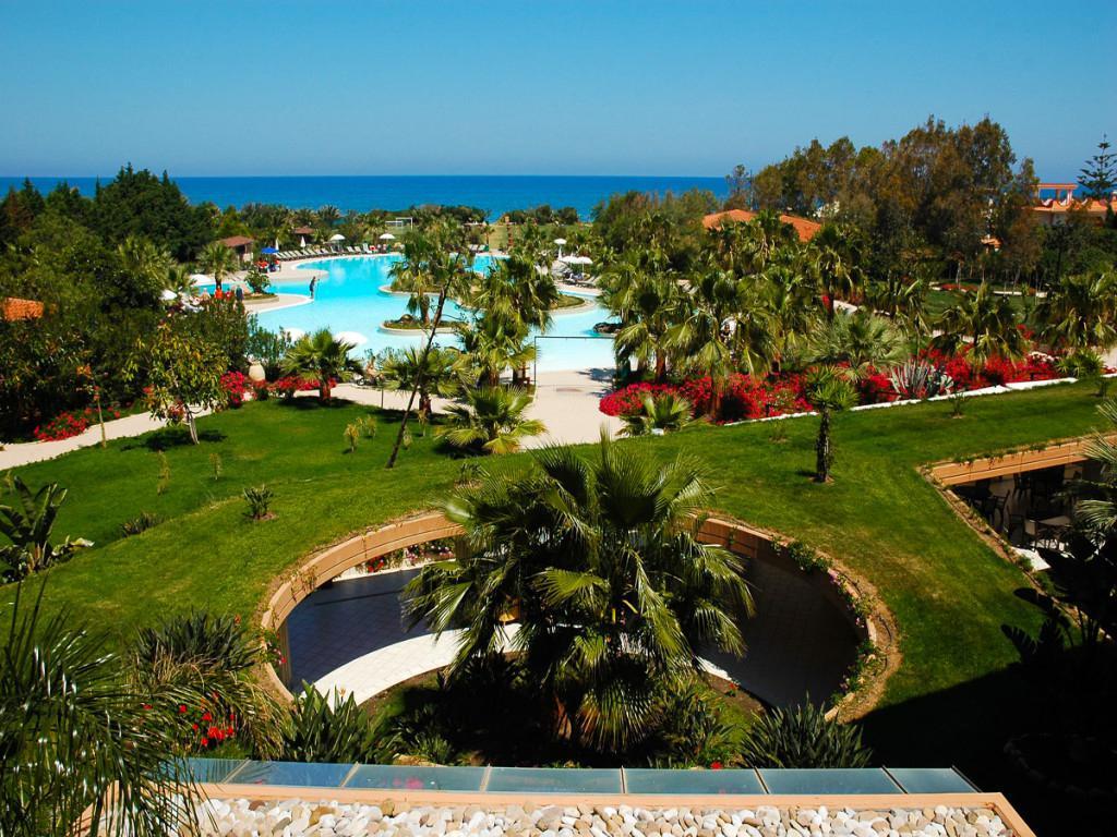 Vakantie Hotel Acacia resort in Cefalù (Sicilië, Italië)