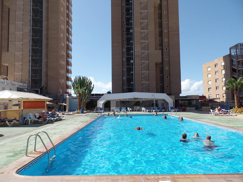 Hotel Les Dunes Comodoro