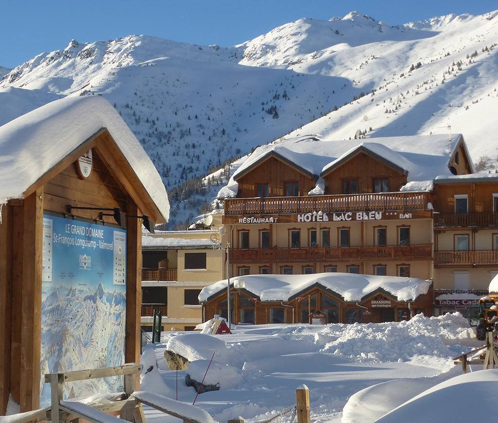 Hotel Le Lac Bleu 1650