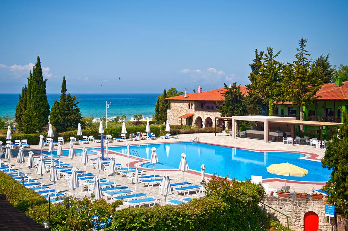 Hotel Club Calimera Simantro Beach
