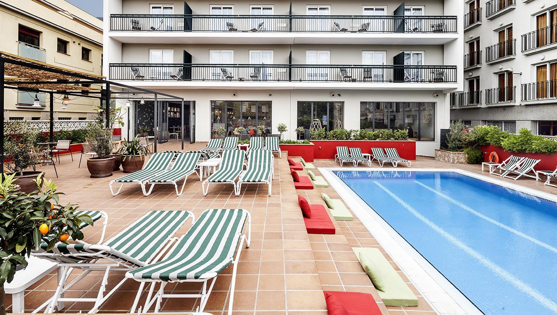 Vakantie Aqua Hotel Bertran Park in LLORET DE MAR (Costa Brava, Spanje)