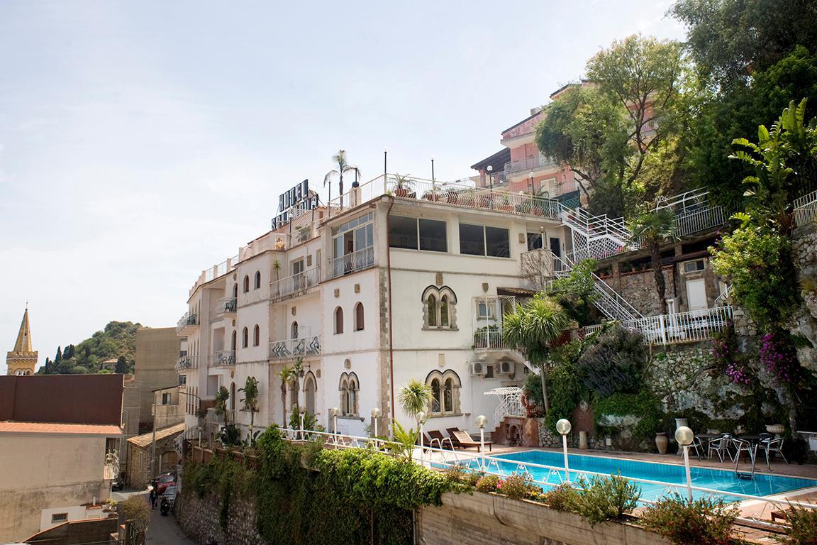 Vakantie Hotel President Splendid in Taormina (Sicilië, Italië)