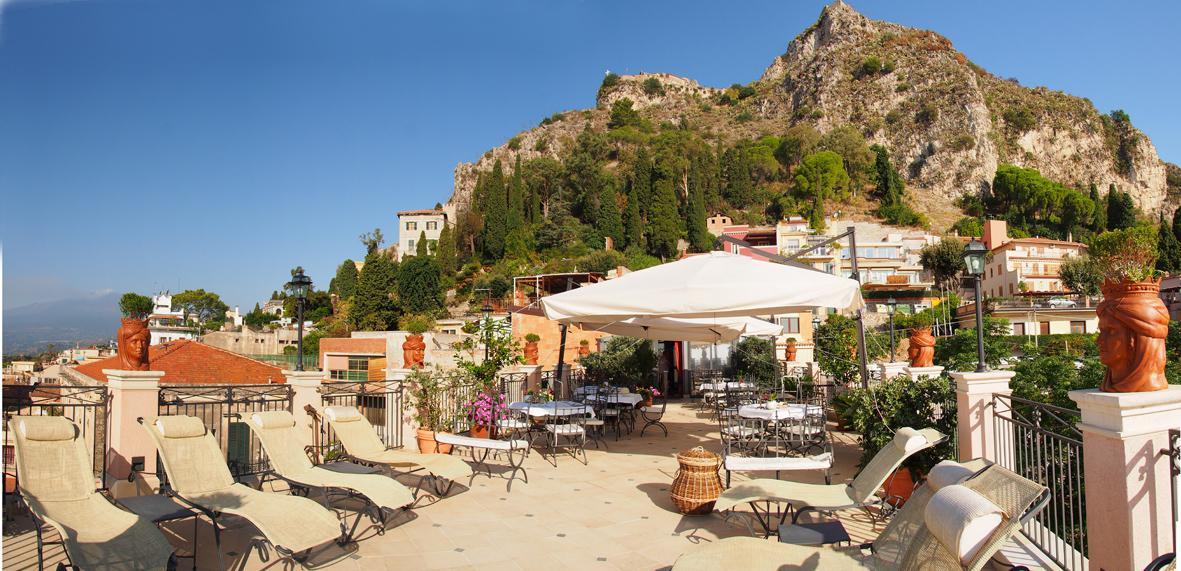 Vakantie Hotel Casa Turchetti in Taormina (Sicilië, Italië)