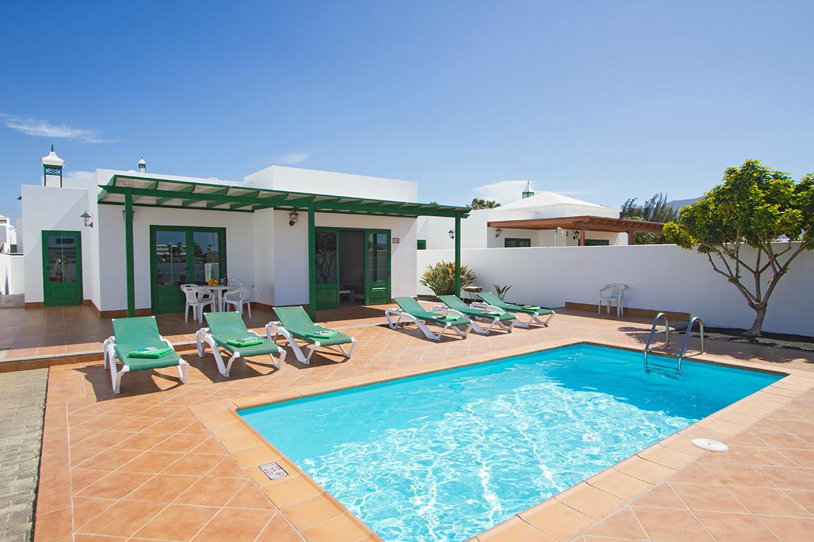 Villa\'s Brisa Marina - inclusief huurauto