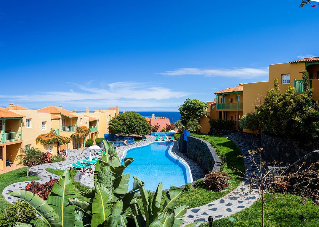 Vakantie Appartementen La Caleta in Los Cancajos (La Palma, Spanje)
