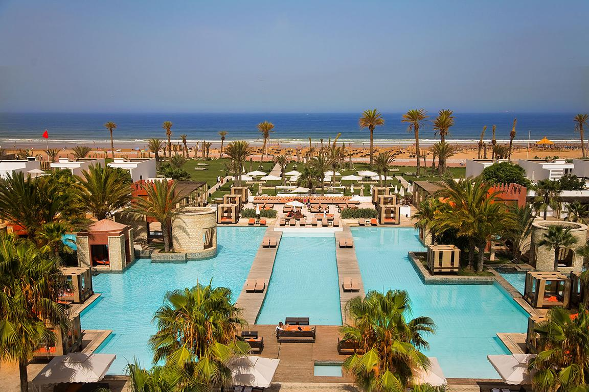 Hotel Sofitel Agadir Royal Bay Resort - Agadir