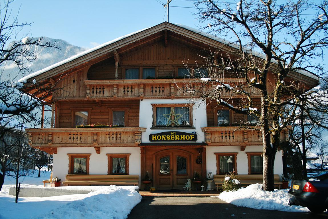 Pension Mayrhofen - Pension Honserhof