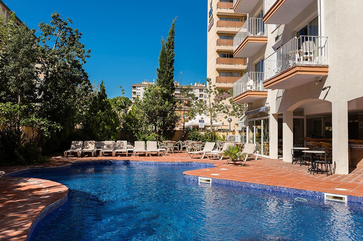 Vakantie Hotel Les Palmeres in Calella (Costa Brava, Spanje)