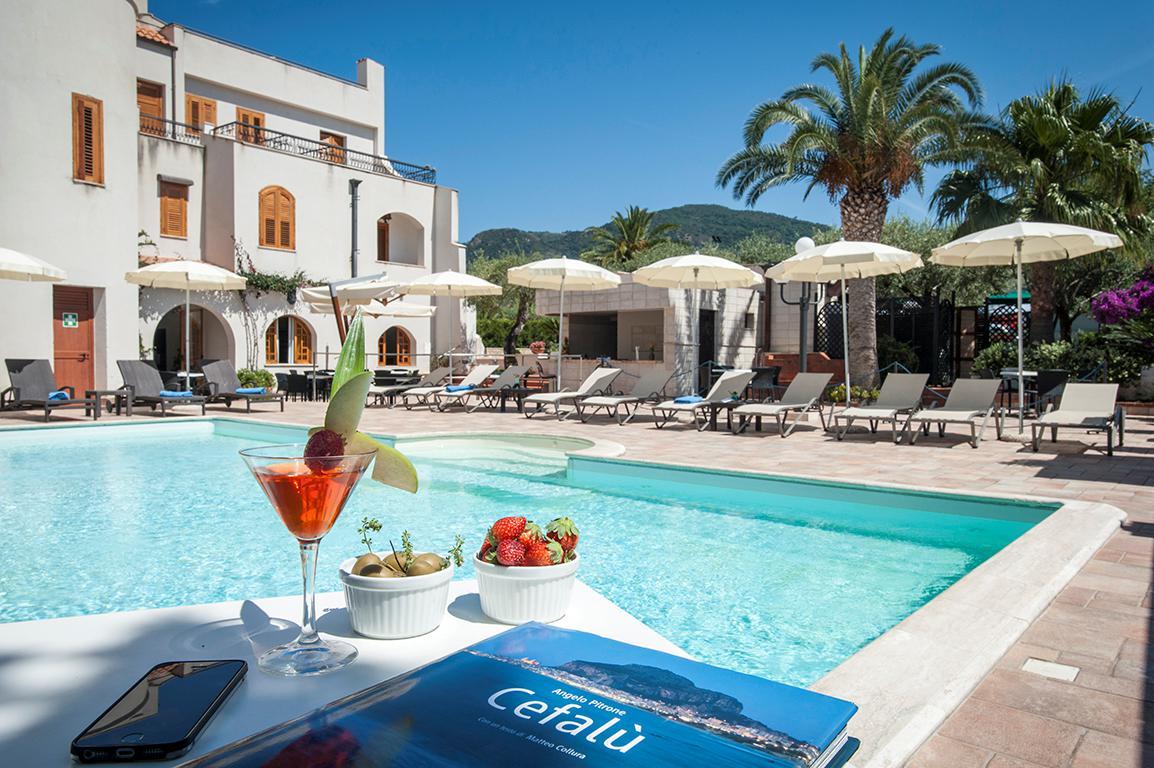 Vakantie Hotel Baia del Capitano in Cefalù (Sicilië, Italië)