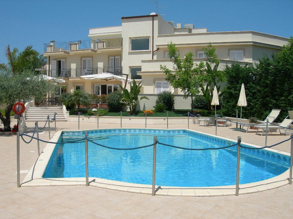 Vakantie Hotel Villa Daphne in Giardini - Naxos (Sicilië, Italië)