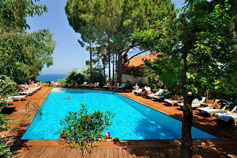 Vakantie Hotel Alberi del Paradiso in Cefalù (Sicilië, Italië)